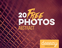20 Free Abstract Photos