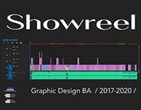 Showreel 2017-2020