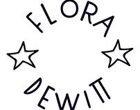 Branding Flora Dewitt