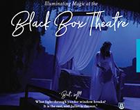 Black Box Theatre Promotional Booklet