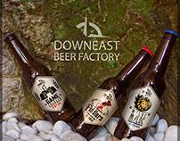 Beer Craft  //  Downeast Beer Factory