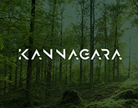 Kannagara - BRAND AND LOGO CREATION
