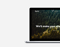 Beyond WordPress Theme Responsive All-In-One Template