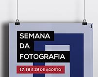 Cartaz Semana da Fotografia Uninter