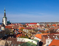 World Heritage Sites in Estonia & Camera Spot Photo Gal