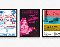 Sofar Sounds Posters