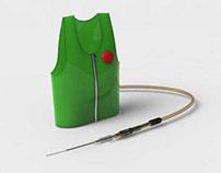 Jacket Sprayer - Product Design Project