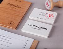 La Bodeguilla, Visual Identity