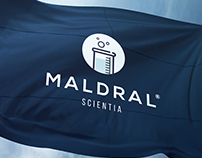 Maldral Scientia ™ Branding