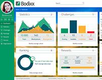 Bodixx UI design