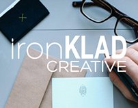 ironKLAD creative Branding and Logo