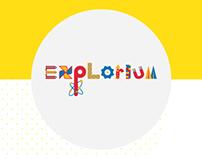 Girias Children's Explorium Branding