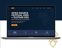 Website design   OSCA
