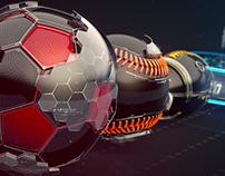 Sport Balls Concept