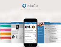 eduCo - App para Gestão do Ensino Universitário