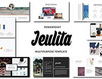Jeulita Powerpoint Template