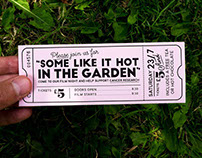 """___ in the Garden"""