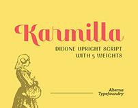 Karmilla Typeface (Free)