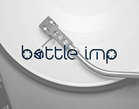 Bottle Imp Logo and Branding