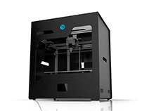 SHADE 3D printer ~ Brand/product