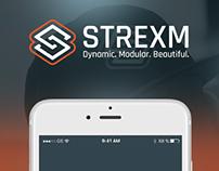 STREXM™ Branding
