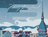 Natale con i tuoi | Christmas Card