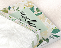 Square Tissue Box Mockup