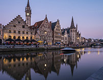 Travel Stock Ghent