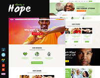 Hope | Non-Profit, Charity & Donations