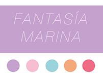 DISE 3507 l FANTASÍA MARINA
