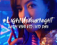 VIVO #LightUpYourNight Manifesto Video – 60s