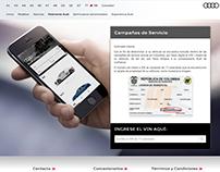 Software Online ThunderVIN - Front Audi