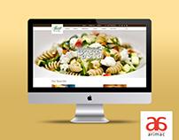 Web Design | Shaze Cafe