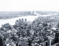 FROM ABOVE - NEW YORK