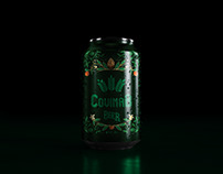 Covinab Beer Can Design