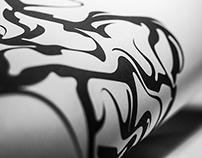 Fluidetry / print series