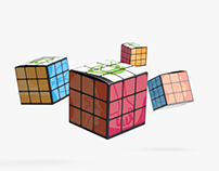 Everwell - Problem Solvers Rubik's Cube