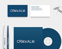 CRMxALM – Branding for an connecting Idea