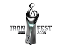 iron fest poster