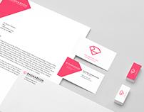 RAGNARSON - logo, branding, leaflet.