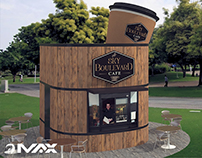 3D Design- Kiosk