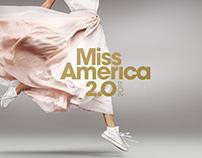 Miss America 2.0 Rebranding