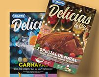 Revista Delícias Comper