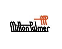 Milton Palmer logo and identity strategy