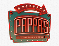 Pappa's Food Truck & Grill