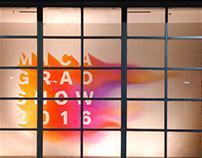 MICA Grad Show 2016