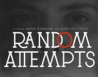 Random Attempts - Short Film Poster