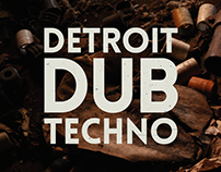 Detroit Dub Techno (video, cover art)