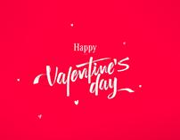 Valentine's day / Mercedes Benz