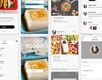 Foodie - UI/UX Conceptual App